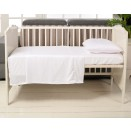100% Organic Bamboo Cot Sheet Set